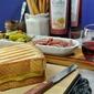 Grilled Havarti with Onion Jam #SundaySupper