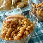 Quebec-style baked BEANS feves au lard