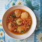 Red Radish Soup-Curry 樱桃萝卜/ 小红萝卜咖喱