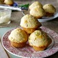Jalapeno Cheddar Corn Muffins with Jalapeno Butter