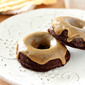 Baileys Salted Caramel and Espresso Baked Doughnuts