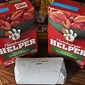 Easy Family Dinner with Hamburger Helper #freebeef #helper #ad