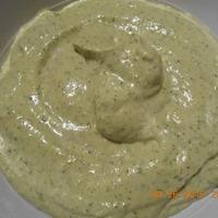 Cool and Creamy Cilantro Dip