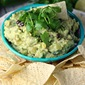 Pineapple and Black Bean Guacamole