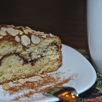 Simply Cinnamon Coffee Cake