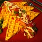 Southwestern Waffles