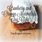 Cranberry and Orange Marmalade Tea Cake