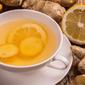How to Make Fresh Ginger-Lemon Tea