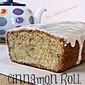 Cinnamon Roll Pound Cake~ Secret Recipe Club