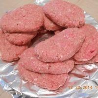 Salisbury Steak with Horseradish Mushroom Gravy