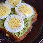 The Ultimate Breakfast Avocado Toast!