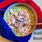 Seafood Risotto and an Italian Deli experience