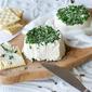 Roasted Garlic and Fresh Herb Cream Cheez
