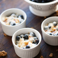 Blueberry Granola Gratin