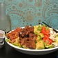 Shaking Beef Cobb Salad #SundaySupper