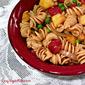 Gluten-Free Mango Chipotle Pasta