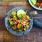 Kerabu Kacang Botol~Winged Beans/Four Angled Beans Salad
