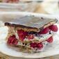 Dark Chocolate Raspberry Icebox Cake {and a Giveaway!}