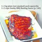 Recipe For BBQ Pork Ribs