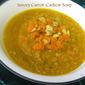 - Savory Carrot-Cashew Soup