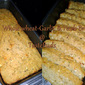Whole Wheat - Garlic & Herb Bread