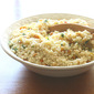 A Small Birthday Celebration: Israeli Couscous with Toasted Pine Nuts and Golden Raisins