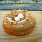Celebrating National Doughnut Day with Peanut Butter-Marshmallow Baked Doughnuts