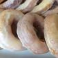 Gluten Free Glazed Yeast Doughnuts
