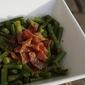 Asparagus + Bacon Salad