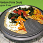 Plantain Crusted Pizza crust ( GF)