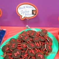 Avengers Themed Birthday Party Food