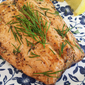 Garlic Lemon Dill Salmon