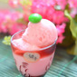 No churn Rose icecream recipe- No machine required - no churn icecream recipes