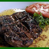 Best Greek beef tenderloin!