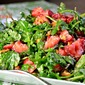 Strawberry, Kale and Walnut Salad