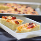 Sundried tomato and onion foccacia - easy baking recipes for beginners