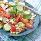 Pinto Bean and Charred Corn Salad with Cilantro Vinaigrette