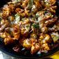 Skillet Pesto Chicken Sacchetti