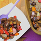 Roasted Eggplant Medley