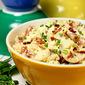 Sour Cream and Bacon Potato Salad