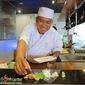Omakase at Umaku Sushi Resto, Duren Tiga
