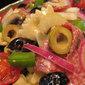 Italian Picnic Pasta Salad; meanderings