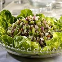 Rice-Lentil Salad