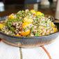 Quinoa Salad with Fresh Cherry Tomatoes