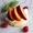 Peach Shortcake with Raspberries