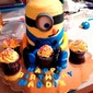 How To Make Best Birthday Minion Cake