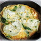 Goats' Cheese and Spinach Frittata, Cooking for Two