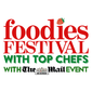 Foodies Festival Edinburgh Ticket Giveaway