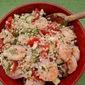 Mediterranean Shrimp and Couscous Salad