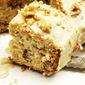 Buttermilk Walnut Snack Cake